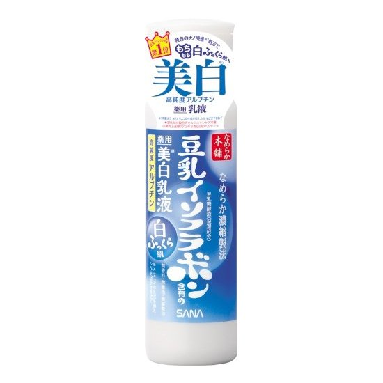 Sana 豆乳本铺 药用美白乳液