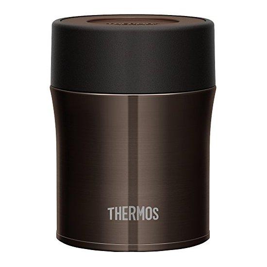 THERMOS 膳魔师 JBM-500 BK 保温保冷焖烧食物罐 0.5L