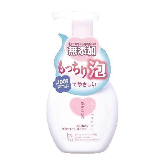 COW 牛乳石碱共进社 无添加泡沫洗面奶