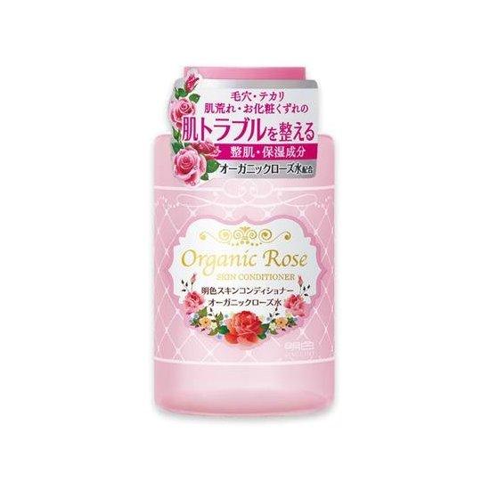 明色Organic Rose玫瑰收敛水/肌肤调理水