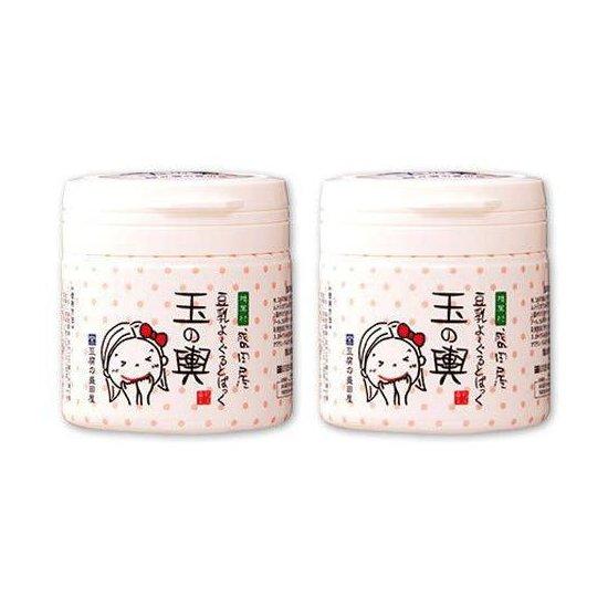 盛田屋 豆乳豆腐乳酪面膜  150G*2个