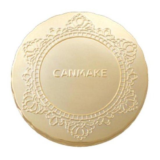 井田 CANMAKE 天然美肌棉花糖蜜控油蜜粉饼