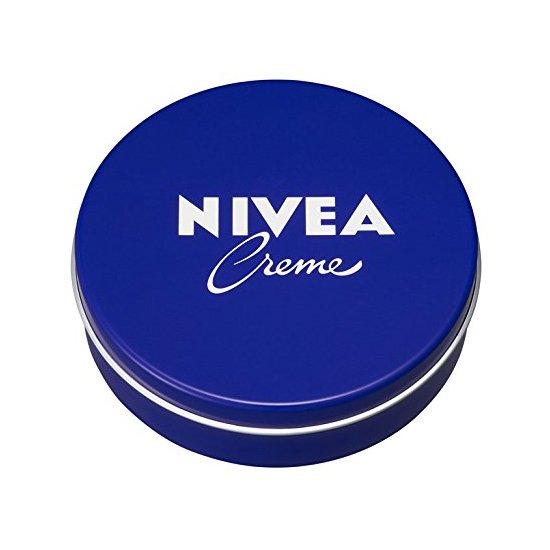 NIVEA 妮维亚 经典蓝罐润肤霜