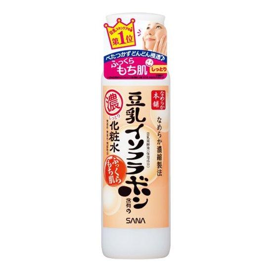 SANA 豆乳保湿美肌爽肤水化妆水 浓润 滋润水 200ML