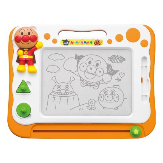 Pinocchio 面包超人 磁性写字板 画板玩具