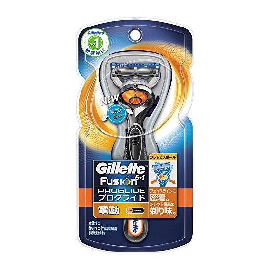 Gillette 吉列电动剃须 附带1片替换刀片(敏感肌适用)