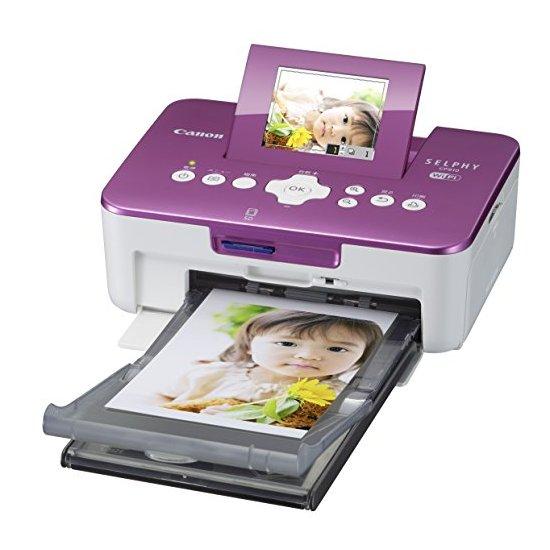佳能 炫飞 SELPHY CP910 热升华便携照片打印机 双色可选