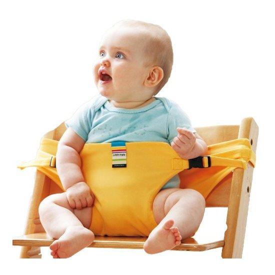 日本制 宝宝必备 椅子固定带安全背带