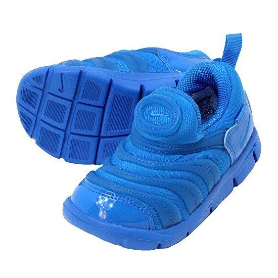 NIKE DYNAMO FREE (TD)毛毛虫童鞋蓝色款