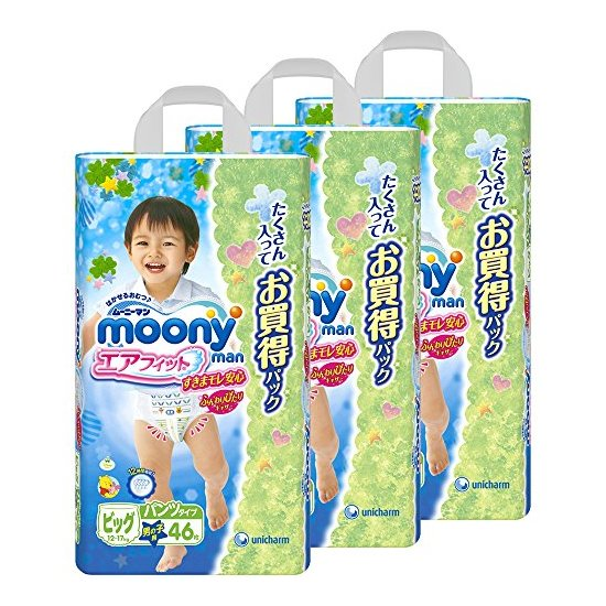 Moony 尤佳妮 拉拉裤  男款