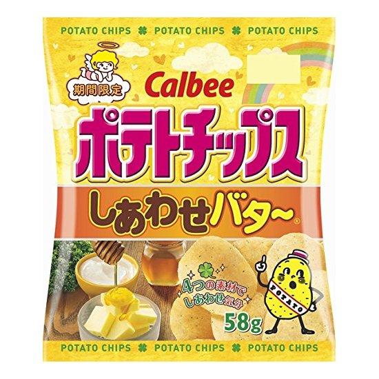 Calbee 卡乐比蜂蜜黄油薯片