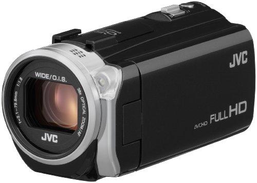 JVC数码摄像机 GZ-E745-B 内置16GB存储卡