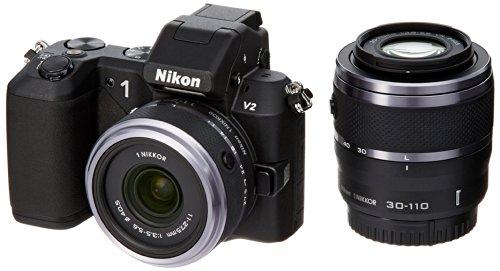 大差价!Nikon V2单电套机 (11-27.5mm+30-110mm)