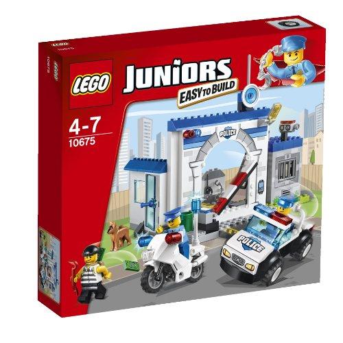 LEGO 乐高 警察玩具组合