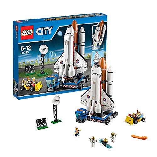 2015新款!LEGO乐高玩具城市系列太空探索宇航中心60080