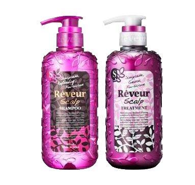 Reveur 无硅洗发水护发素组合装 头皮护理款 500ml*2瓶