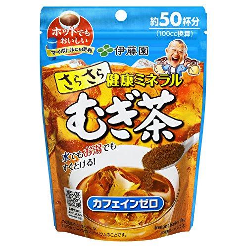 伊藤園 健康生活 大麦茶粉 40g