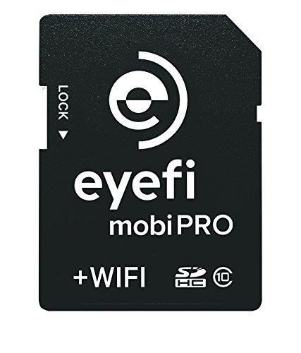 Eyefi Mobi Pro 32GB Class10 WiFi SDHC 无线存储卡