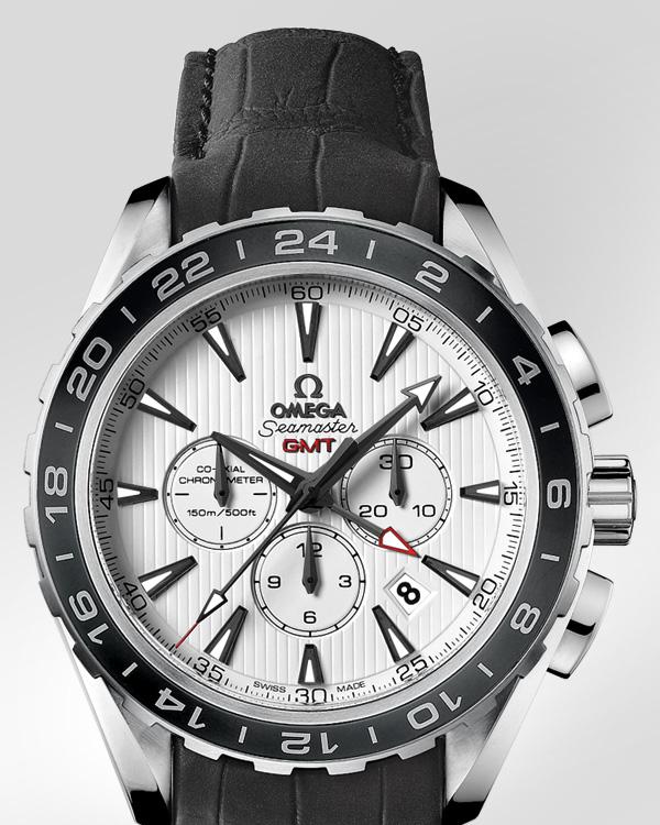 国行¥52572!Omega欧米茄 Aqua Terra海马系列 男士计时机械腕表