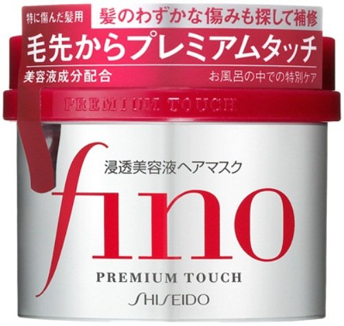 COSME大赏 Shiseido资生堂Fino 7种美容液 高效渗透发膜230g