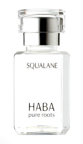孕婴可用!HABA鲨烷纯美容油SQ无添加鲨烯油15ml
