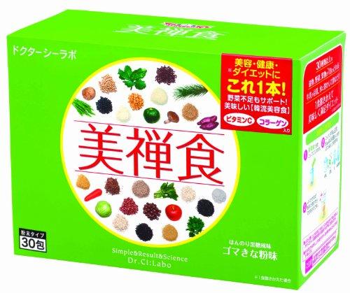 日本城野医生美禅食代餐粉 462g(15.4g×30包)