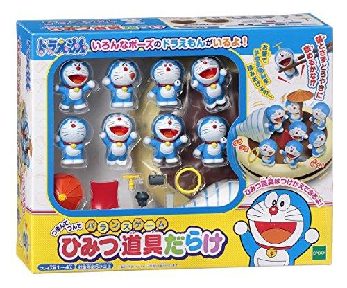 Doraemon 哆啦A梦 秘密工具 玩具公仔套装