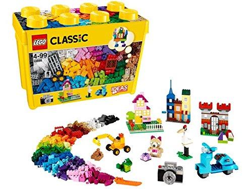 LEGO乐高 经典创意系列积木早教益智拼接玩具10698