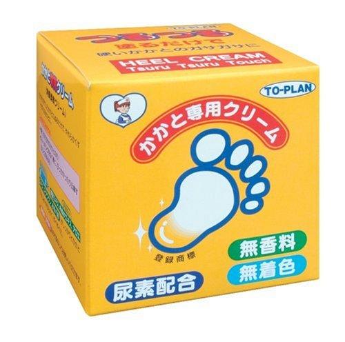 保湿去角质!TO-PLAN尿素护脚足霜110g