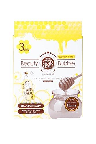 Beauty Bubble 碳酸滋养 蜂蜜面膜 3片装
