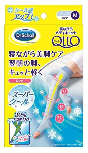 Dr.Scholl QttO 爽健 睡眠型瘦腿袜