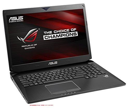 ASUS 华硕 ROG 玩家国度 G750JY-T4039H 17.3寸游戏本(i7-4860、32G、256G SSD+2T、GTX980M8G、蓝光)