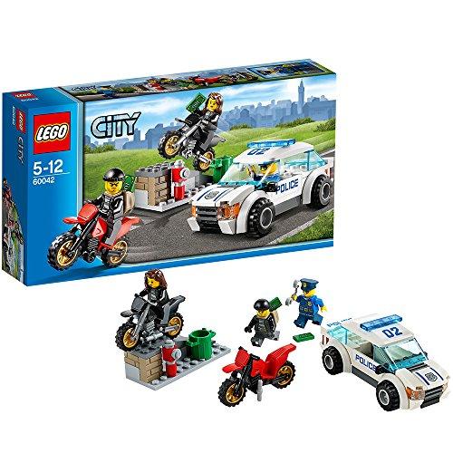 LEGO 60042 乐高 城市系列 高速公路警匪追逐