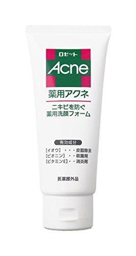 Rosette Acne 药用祛痘洗面奶 130g