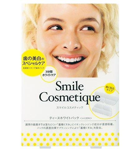Smile Cosmetique 美白去渍牙贴