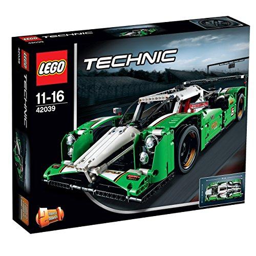LEGO 42039 科技旗舰 24 小时赛车 2 in 1 Power Functions