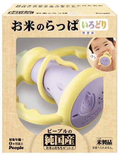 纯大米制造!婴儿固齿器 磨牙玩具咬胶牙胶