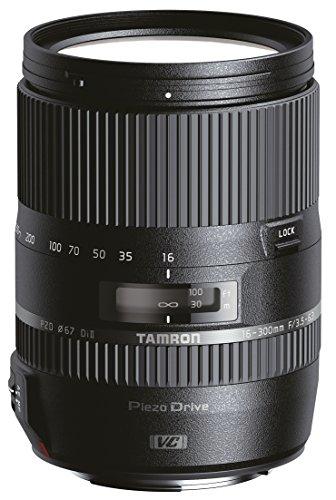 TAMRON腾龙16-300mm f/3.5-6.3 Di II VC PZD MACRO B016  APS-C专用高倍率变焦镜头