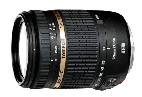 TAMRON 18 - 270mm F3.5 - 6.3 DiII VC PZD 佳能 APS-C专用 B008E 高倍率变焦镜头